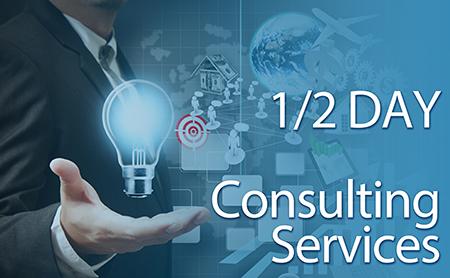 I Have the Power - Serviço de Consultoria para empresas com a duração de 1/2 dia